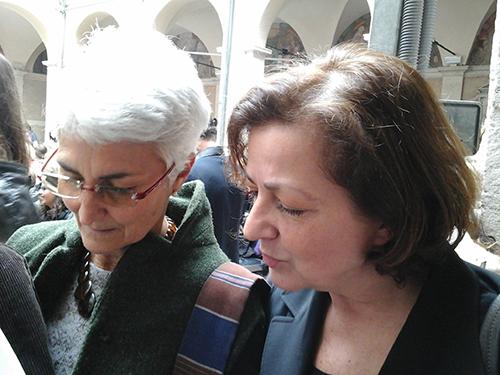 Premio Regione Lazio, 8 marzo 2016: Marta e Sonia