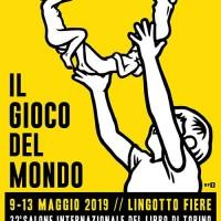 Locandina 32° Salone libro Torino
